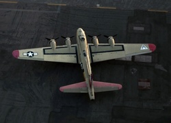 Boeing, B-17, Flying Fortress