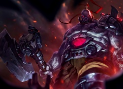 League Of Legends, Sion