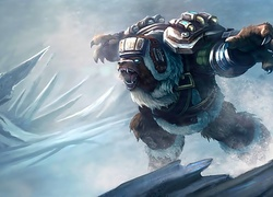 League Of Legends, Northern Storm Volibear