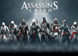 Assassins Creed, Unity