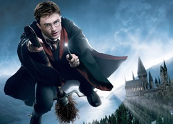 Film, Harry Potter, Aktor, M�czyzna,  Daniel, Radcliffe