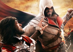 Assassins creed, Brotherhood, Walka
