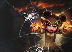 Annie, Reverse, League, Of, Legends