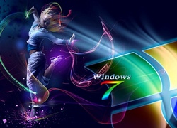 Windows 7, Grafika
