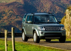 Land Rover, Discovery, Droga