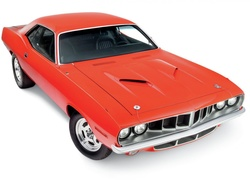 1971, Plymouth, Barracuda