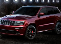 Jeep, Grand, Cherokee, SRT