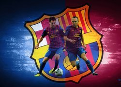FC Barcelona, Andres Iniesta, Lionel Messi