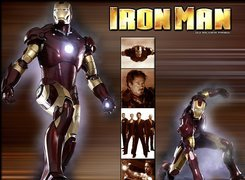 Iron Man, Robot