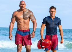 Zac Efron, Dwayne Johnson, Film, Baywatch
