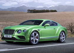 Bentley Continental GT Speed rocznik 2016