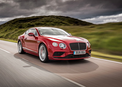 Bentley Continental GT V8 S rocznik 2015