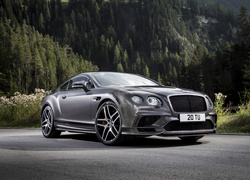 Bentley Continental Supersports z 2017 roku