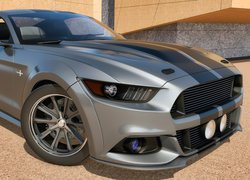 Ford Mustang GT500 Eleanor z 2015 roku