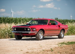 Ford Mustang Mach 1 rocznik 1969