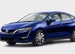 Honda Clarity Electric na rok 2017