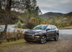 Jeep Compass Latitude z 2017 roku