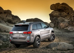 Jeep Grand Cherokee Trailhawk rocznik 2017