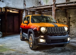 Jeep Renegade, 2015