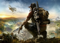 Tom Clancy's Ghost Recon: Wildlands, Komandos