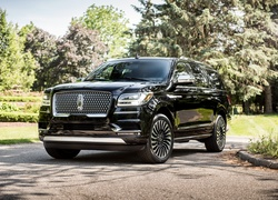 Lincoln Navigator L Black Label rocznik 2018