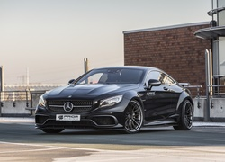 Mercedes-Benz S65 AMG Coupe Tuning by Prior Design rocznik 2016