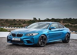 BMW M2 Coupe F87, 2016