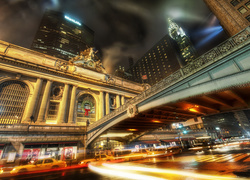 Nowy Jork, Grand Central Terminal, Ulica