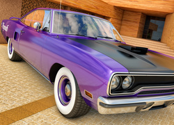 Plymouth Road Runner z 1970 roku
