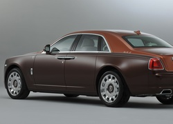 Rolls-Royce Ghost One Thousand And One Nights Edition z 2013 roku