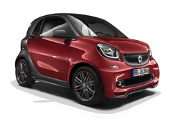 Smart Brabus ForTwo Tailor Made Coupe C453 2014