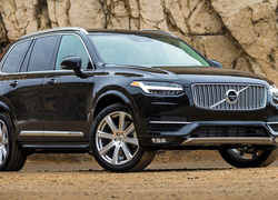 Volvo XC90 T8 Excellence Edition z 2016 roku