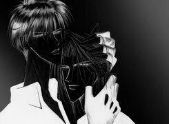 Szary + Negatyw