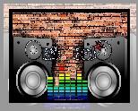 Hip Hop, Głośniki
