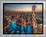 Dubaj, Zjednoczone Emiraty Arabskie, Wieżowiec Cayan Tower