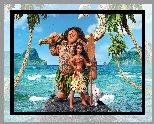 Film animowany, Vaiana Skarb oceanu, Postacie, Chief Tui, Moana