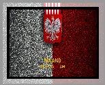 Logo, Godło, Piłka nożna, Reprezentacja Polski