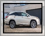 Lexus RX, Hybryda