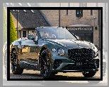 Kabriolet, Bentley Continental GT