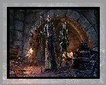 The Elder Scrolls Online Blackwood, Trzy, Postacie