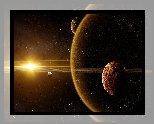 Gwiazdy, Planety, Kosmos, Wszechświat
