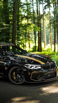 BMW M5 F90 Manhart