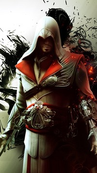Ezio Auditore z gry Assassin's Creed