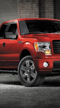 Ford F-150 STX SuperCrew