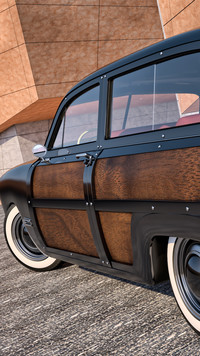 Ford Woody Station Wagon