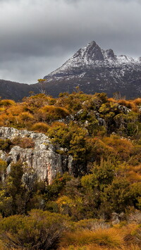 Góry Cradle Mountain