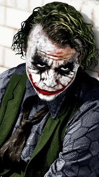 Heath Ledger jako Joker