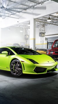 Lamborghini Gallardo by Tikore Industries