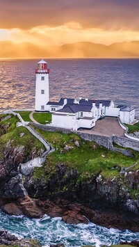 Latarnia morska Fanad Head Lighthouse