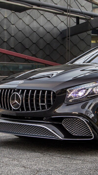 Mercedes-AMG S 65 Coupe